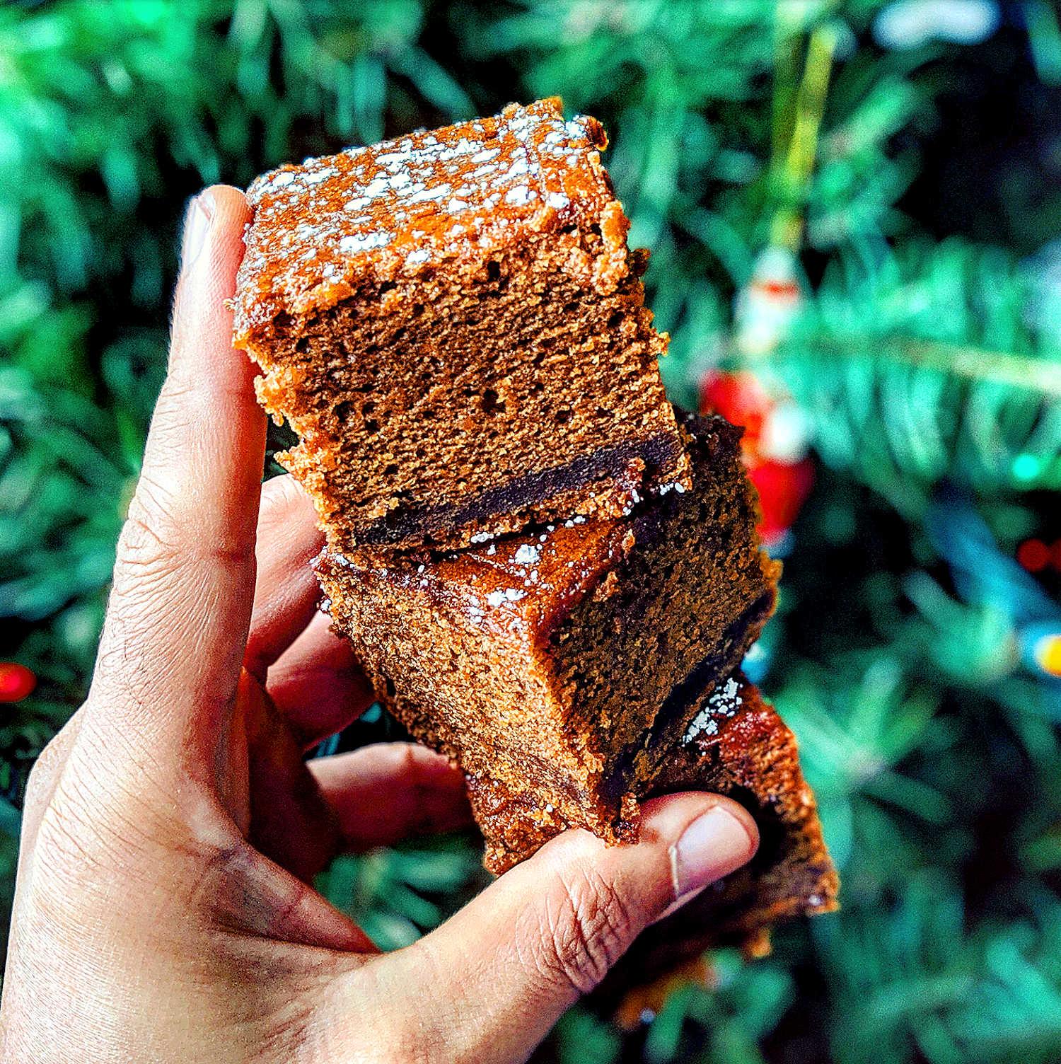 Gingerbread Cake -