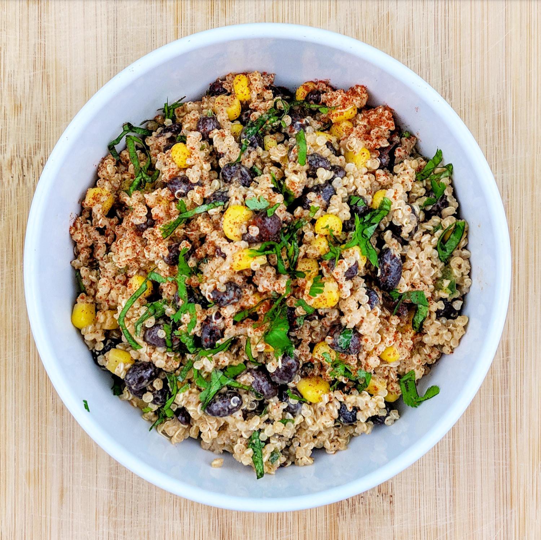 Quinoa Salad -