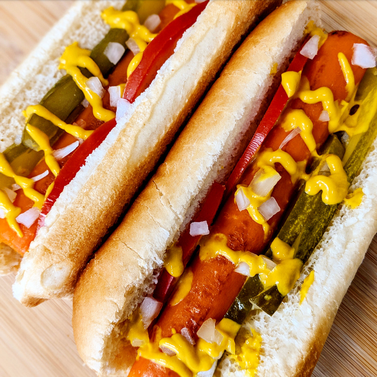 Carrot Dogs -