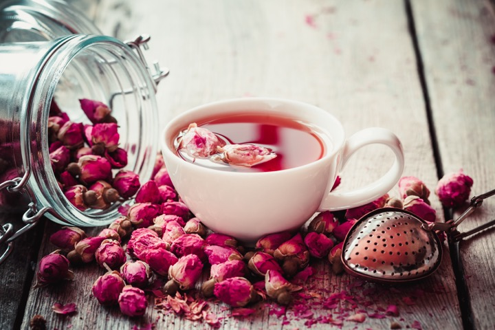 Rose Tea — Lisa Mosconi, PhD
