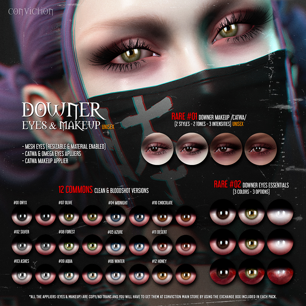 [ Conviction ] Downer Eyes & Makeup AD.jpg