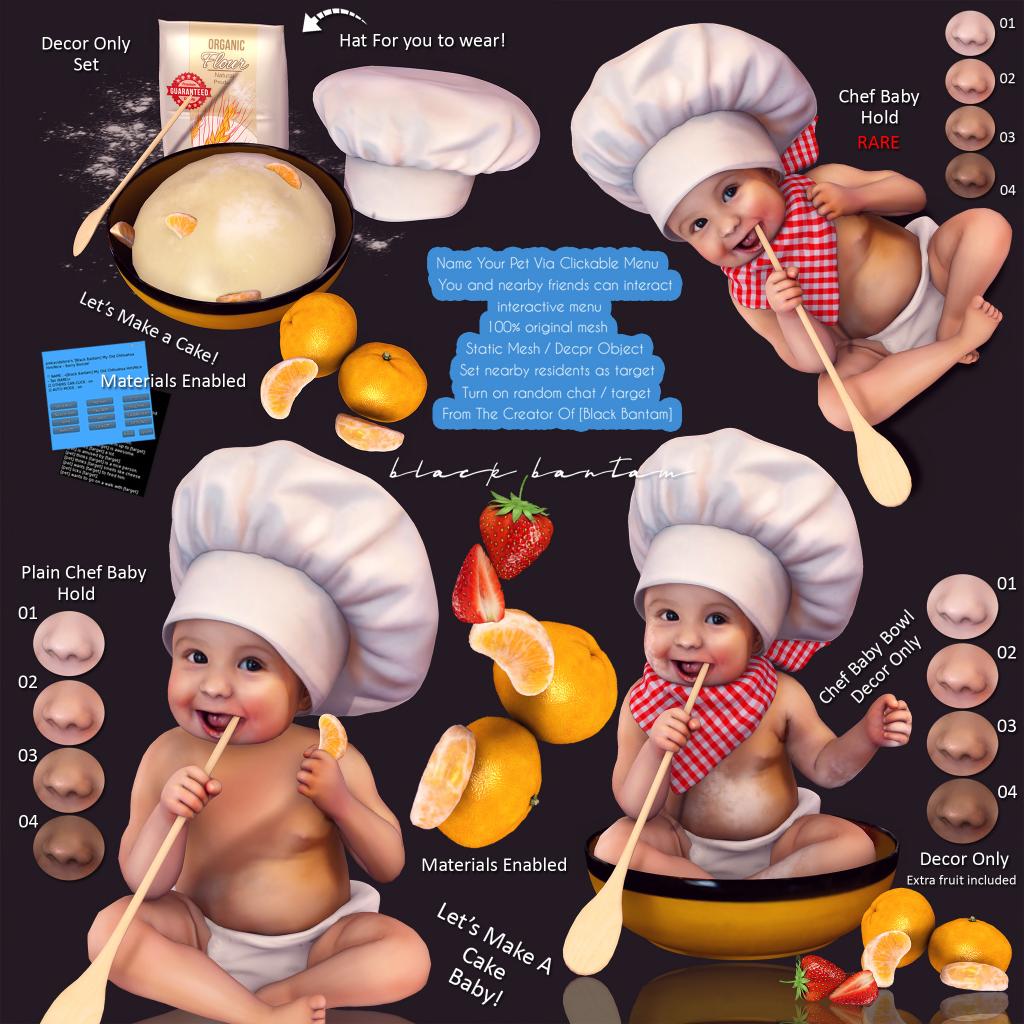 [Black Bantam] Let's Cook Baby Gacha Key.png