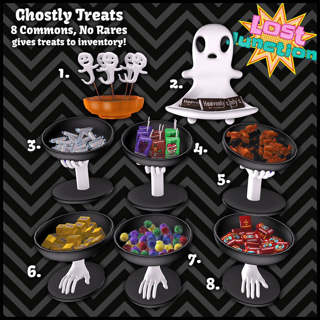 Lost Junction - Ghostly Treats Key.png