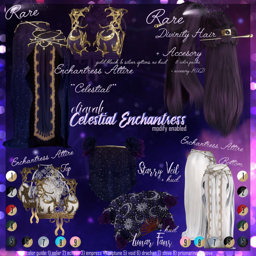 Eliavah ~ Celestial Enchatress KEY.png