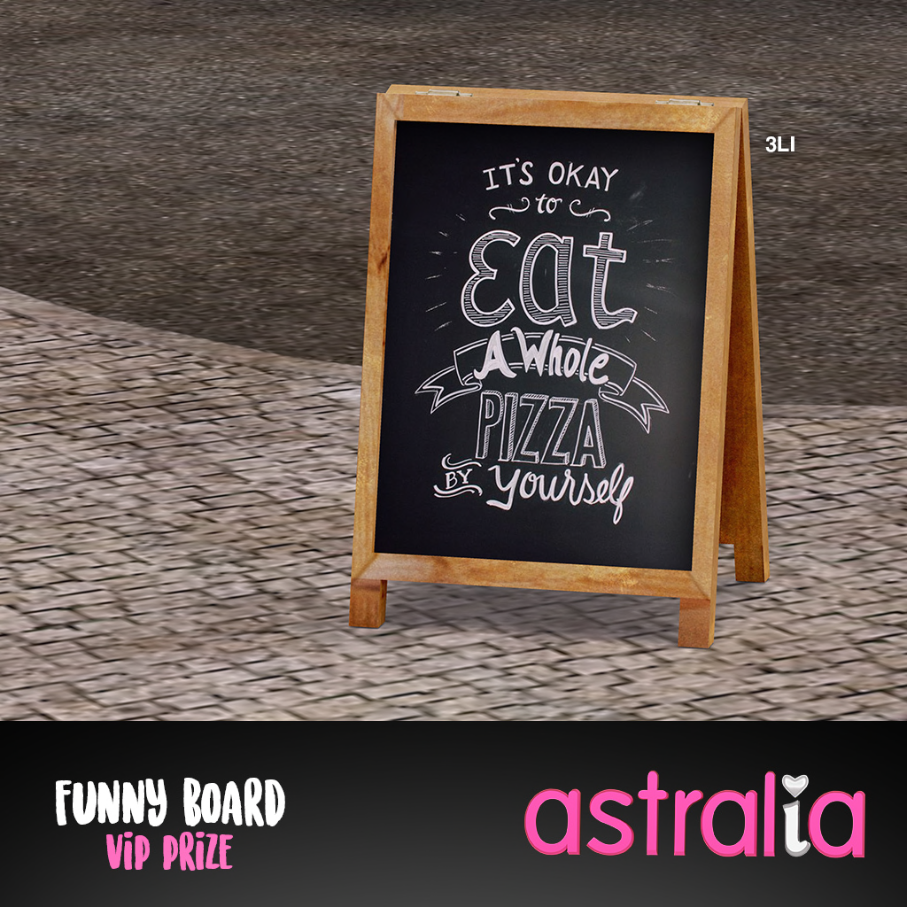 Astralia - Italian Pizza gacha vip prize.png