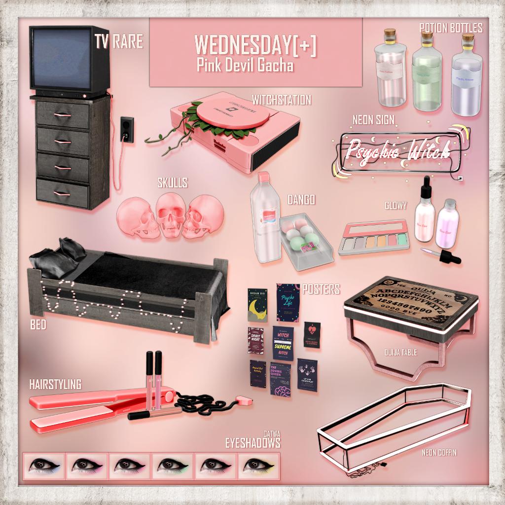 Wednesday[+] ~ Pink Devil Gacha 1024.png