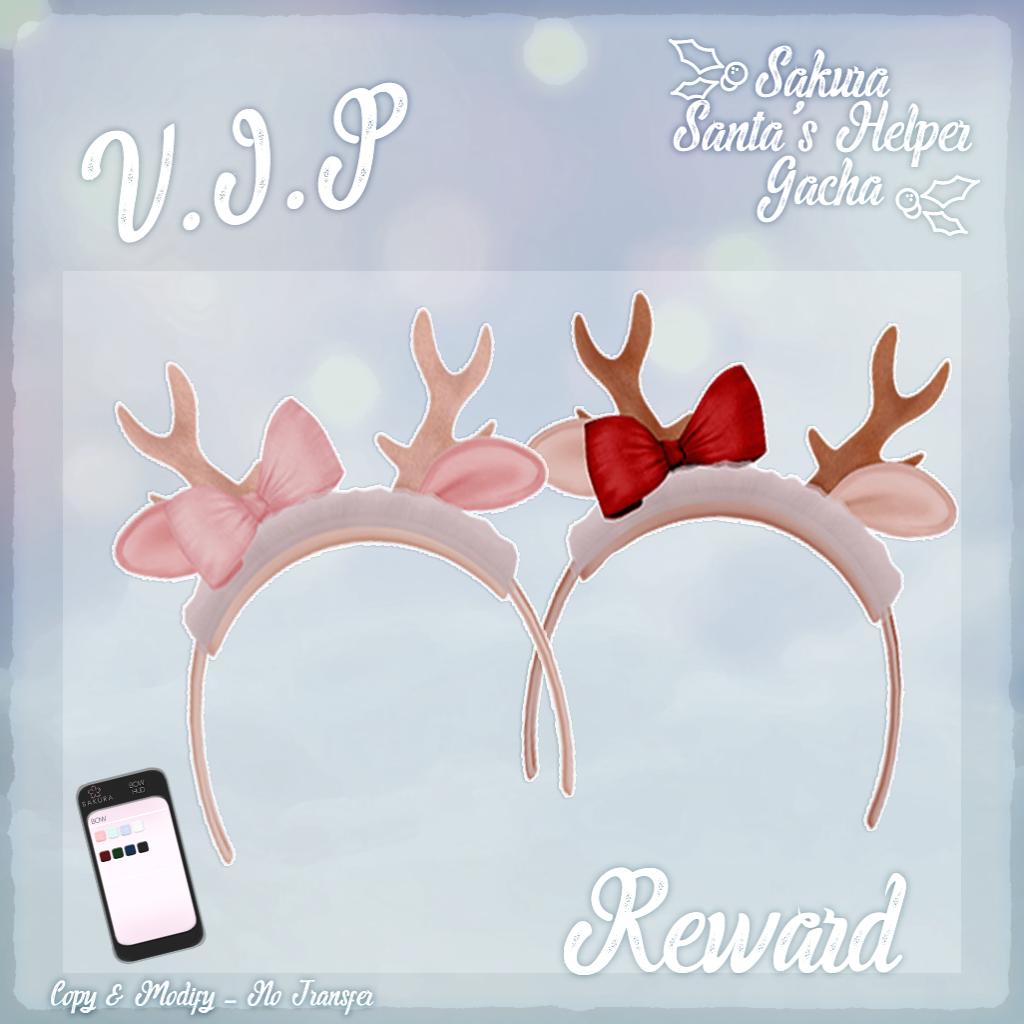 {Sakura} Santa's Helper VIP Ad.png
