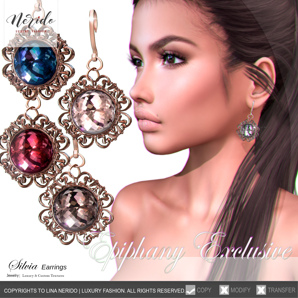 ~Nerido~ Silvia Earrings-Epiphany Exclusive.png
