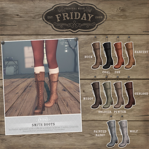 friday - Smith Boots Key - 520x520.png
