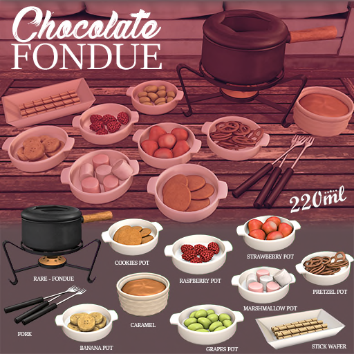 220ML - Chocolate Fondue GACHA.png