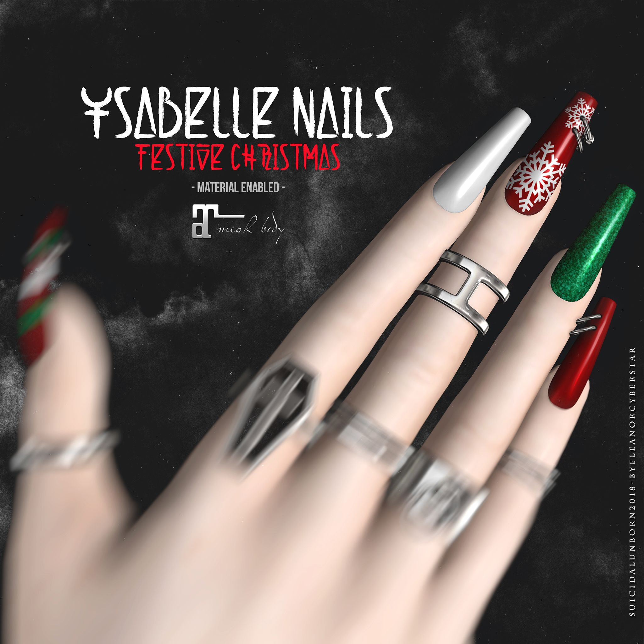 -SU!- Ysabelle Set - Nails Festive Christmas -.jpg