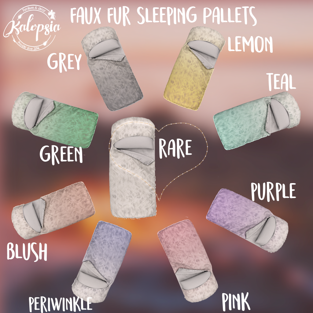 Kalopsia - Faux Fur Sleeping Pallet Gacha Key Epiph Jan '19.png