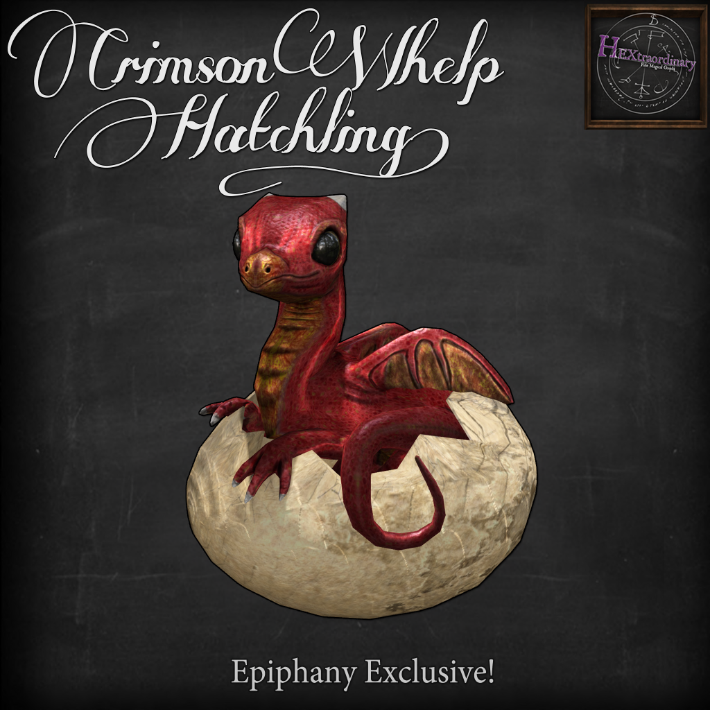 _HEXtraordinary_ Crimson Dragon Whelp - Epiphany Exclusive.png