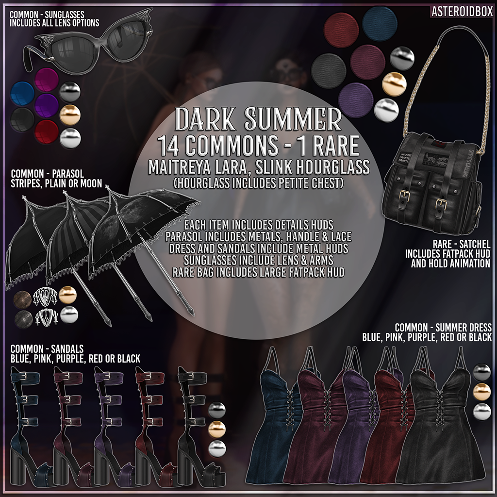 AsteroidBox Dark Summer Gacha  Key.png