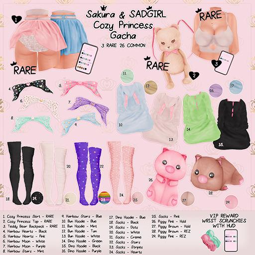 {Sakura} & #SADGIRL - Cozy Princess Gacha Key 512.png