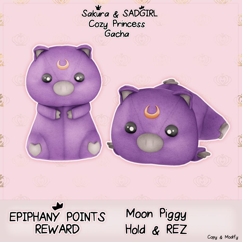 {Sakura} & #SADGIRL - Cozy Princess EXCLUSIVE.png