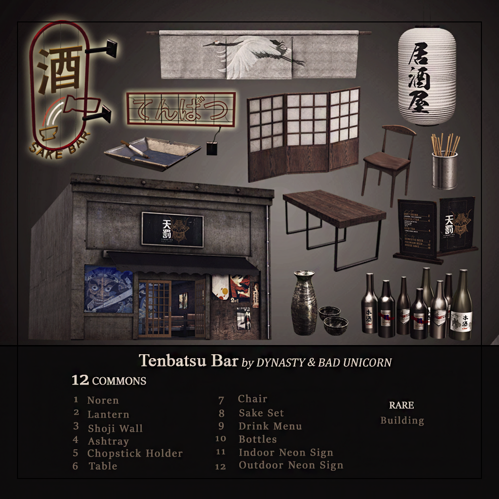 DYNASTY x Bad Unicorn - Tenbatsu Bar (AD).png