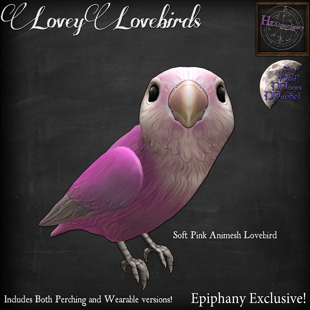 _HEXtraordinary_Half Moon - Lovey Lovebirds Exclusive Poster.png