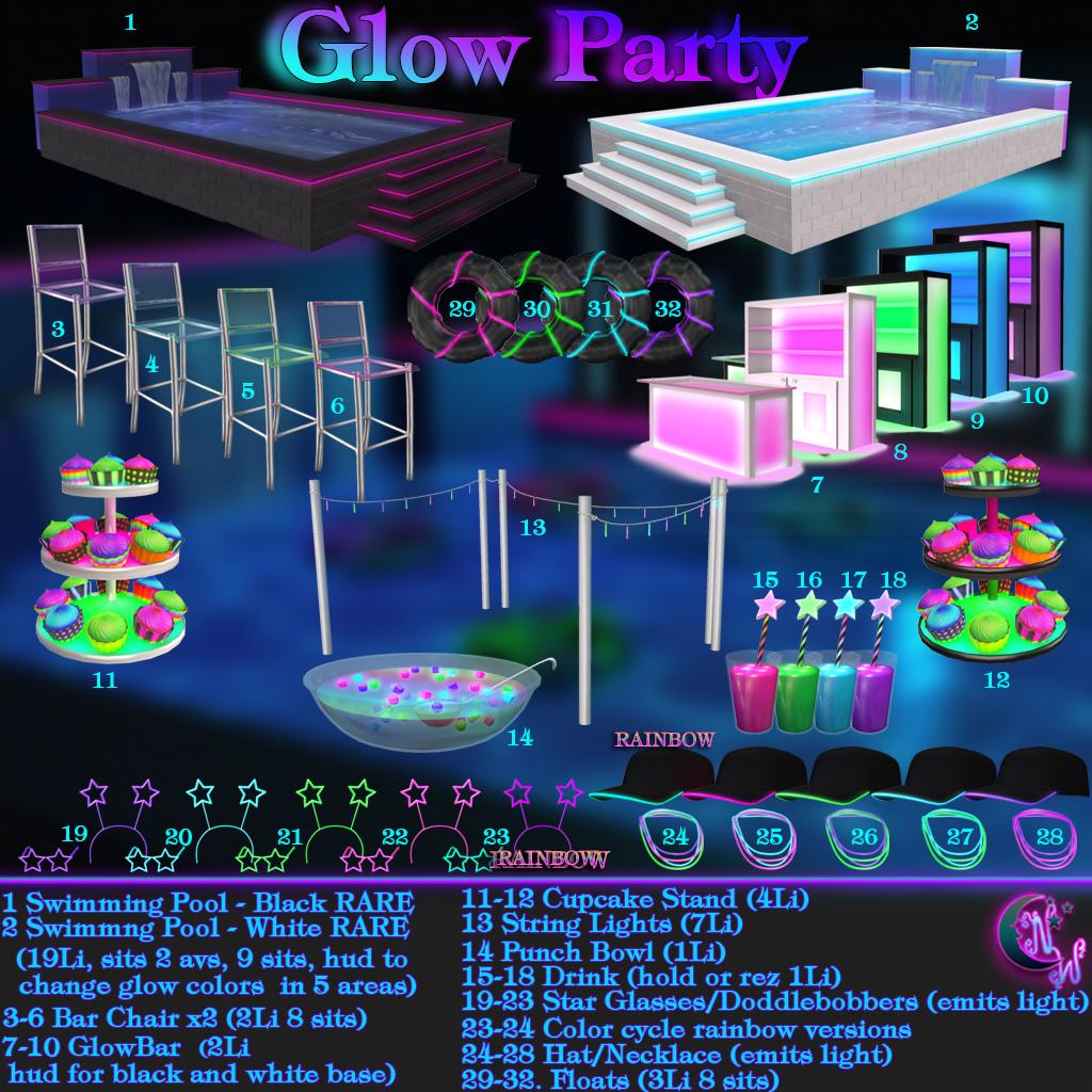 _NW_ Glow Party Gacha Key.png