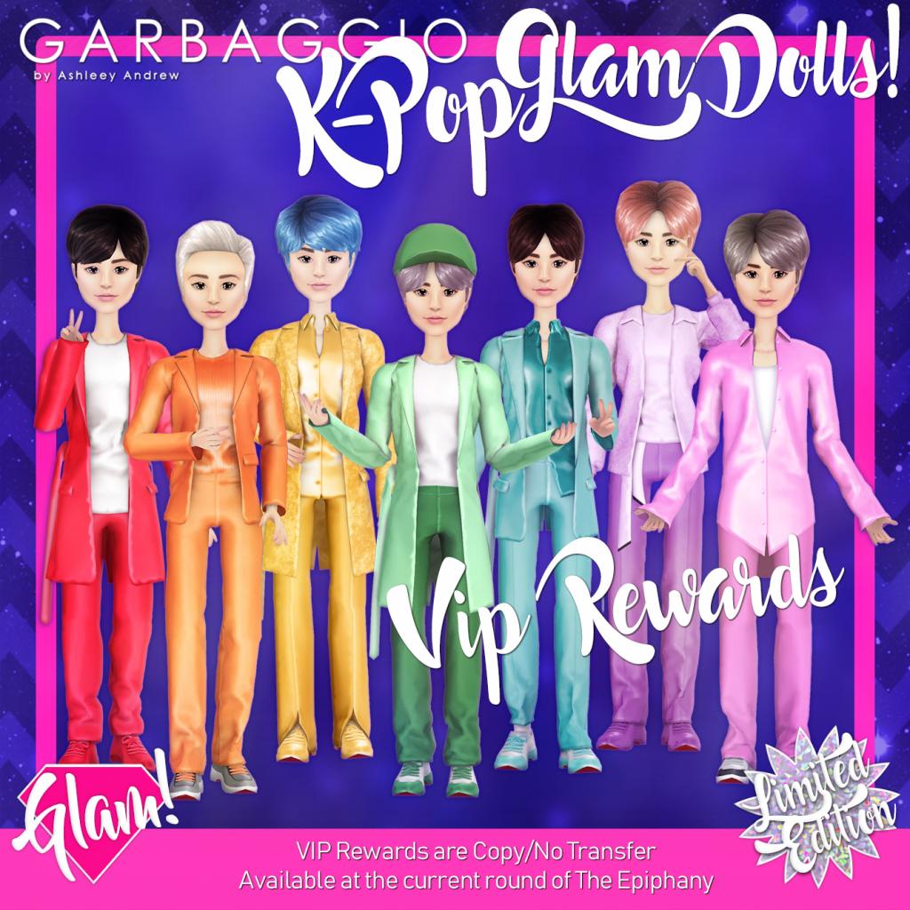 Garbaggio KPop Glam Dolls Reward.png