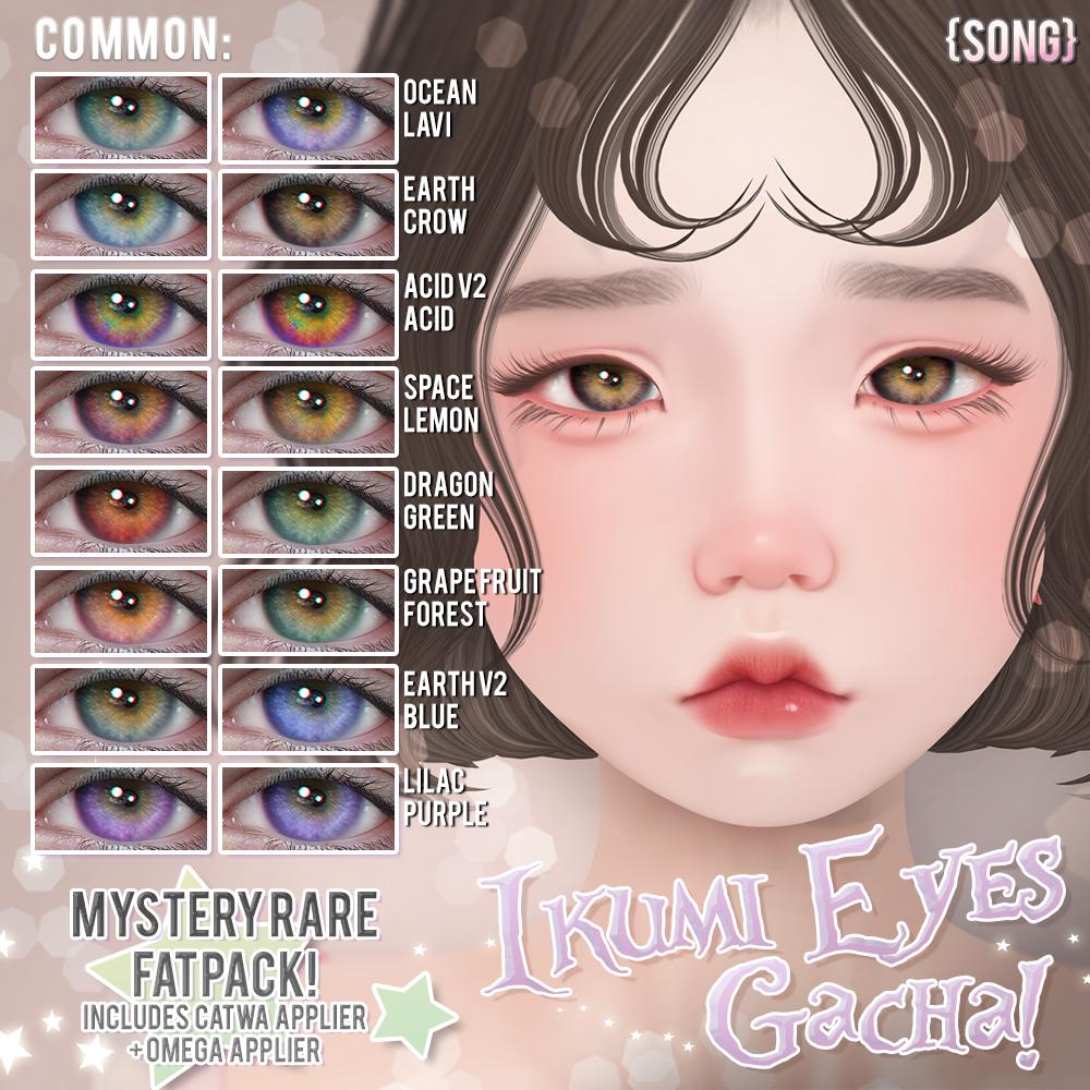 {S0NG} Ikumi Eyes_Gacha AD.png