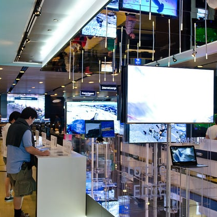 The Samsung Experience, NYC