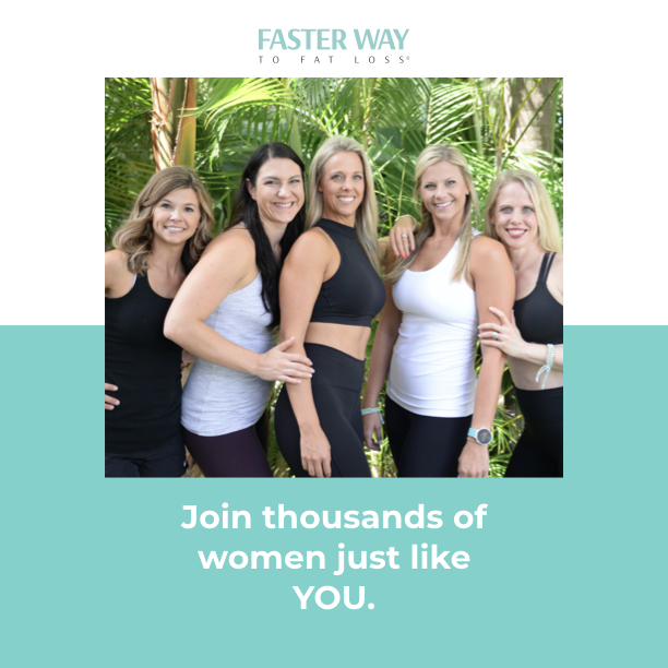 Interested in becoming a FASTer Way to Fat Loss® Coach? Sign up on the waitlist TODAY!