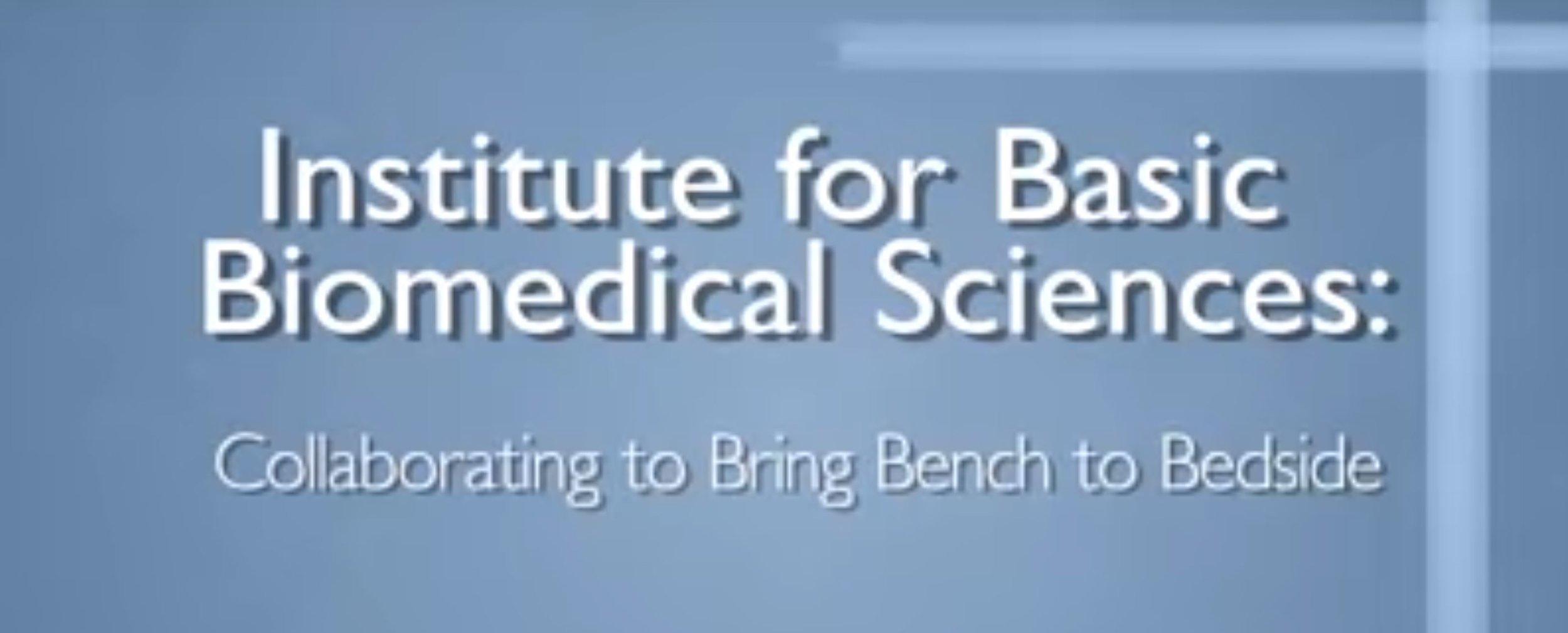 Institute for Basic Biomedical Sciences