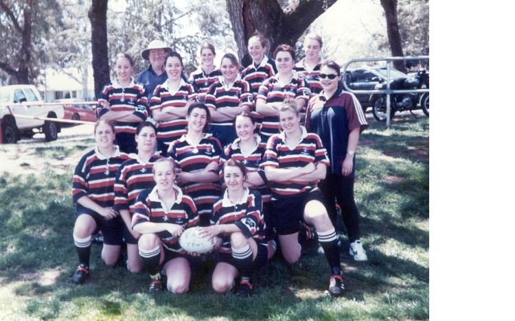 Last Easts Women's Team was 2012