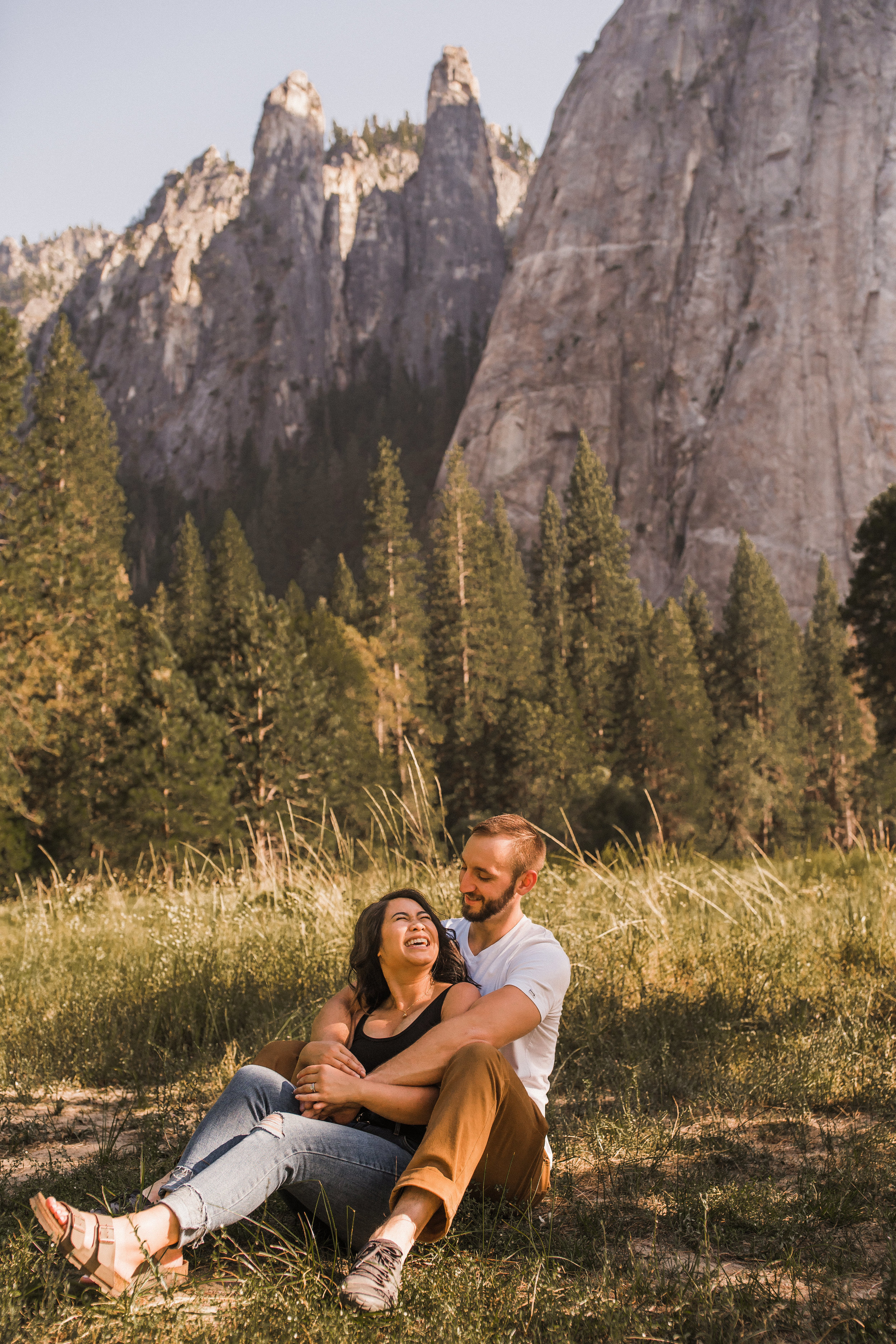 Yosemite Adventure Session | Between the Pine Adventure Elopement Photography -31.jpg