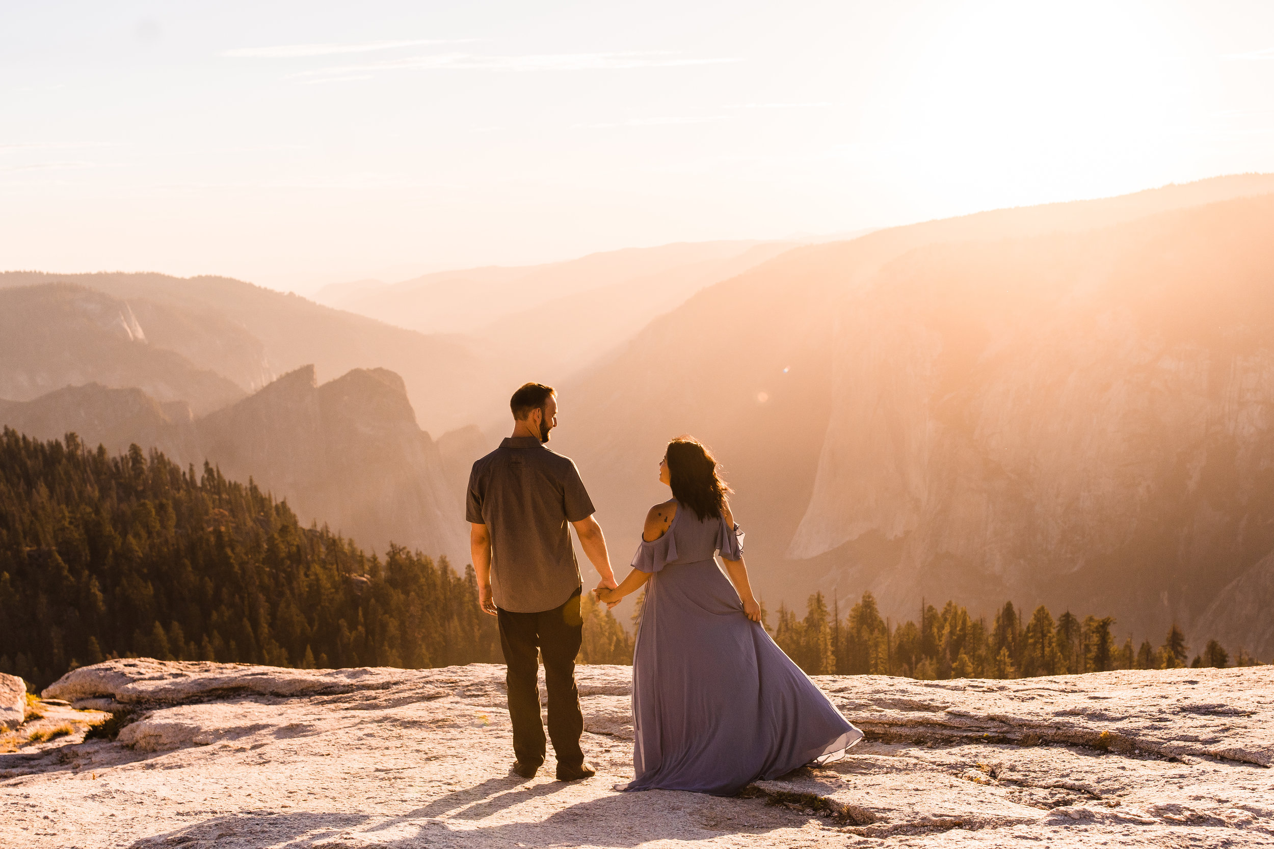 Yosemite Adventure Session | Between the Pine Adventure Elopement Photography -57.jpg