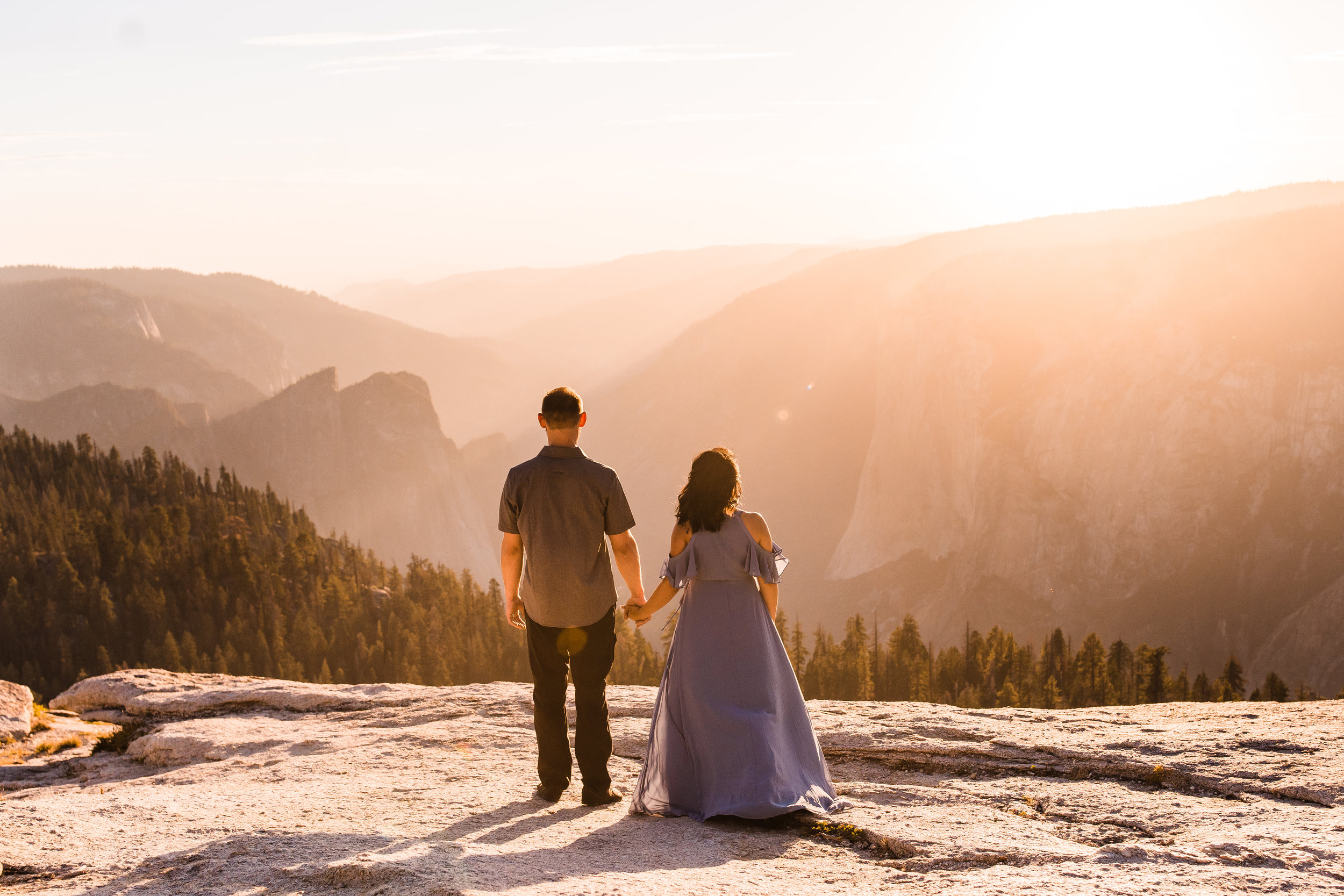 Yosemite Adventure Session | Between the Pine Adventure Elopement Photography -56.jpg