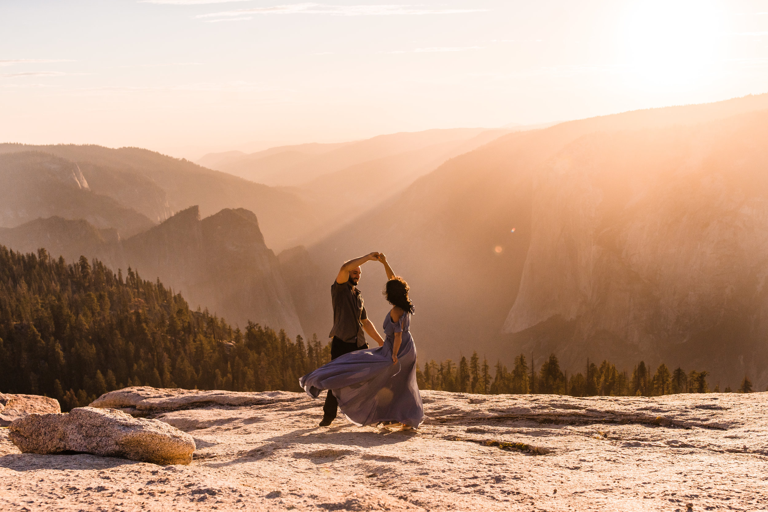 Yosemite Adventure Session | Between the Pine Adventure Elopement Photography -63.jpg