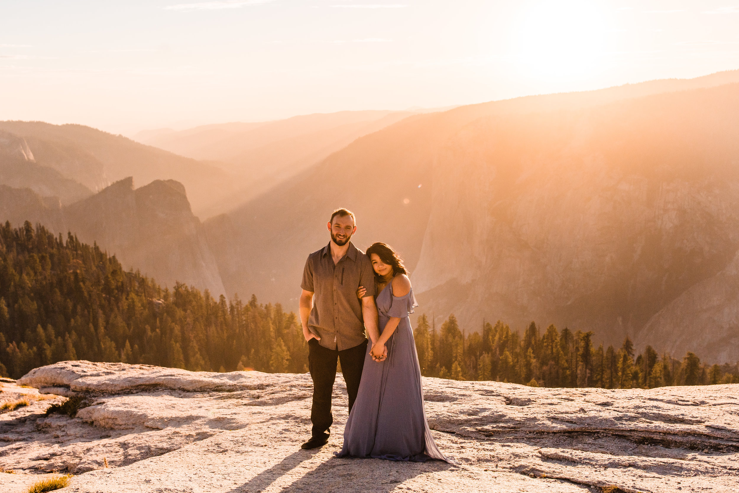 Yosemite Adventure Session | Between the Pine Adventure Elopement Photography -65.jpg