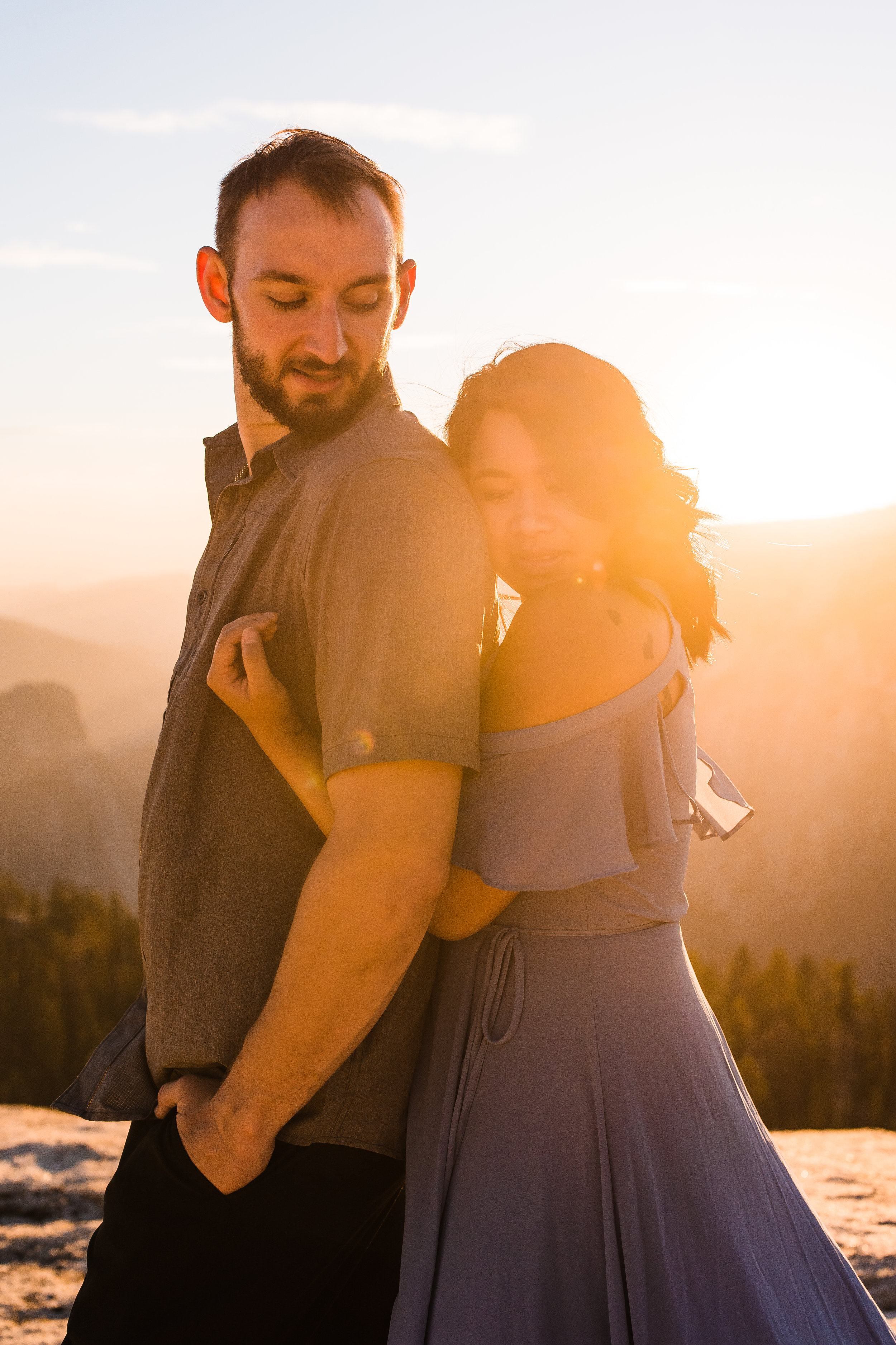 Yosemite Adventure Session | Between the Pine Adventure Elopement Photography -82.jpg