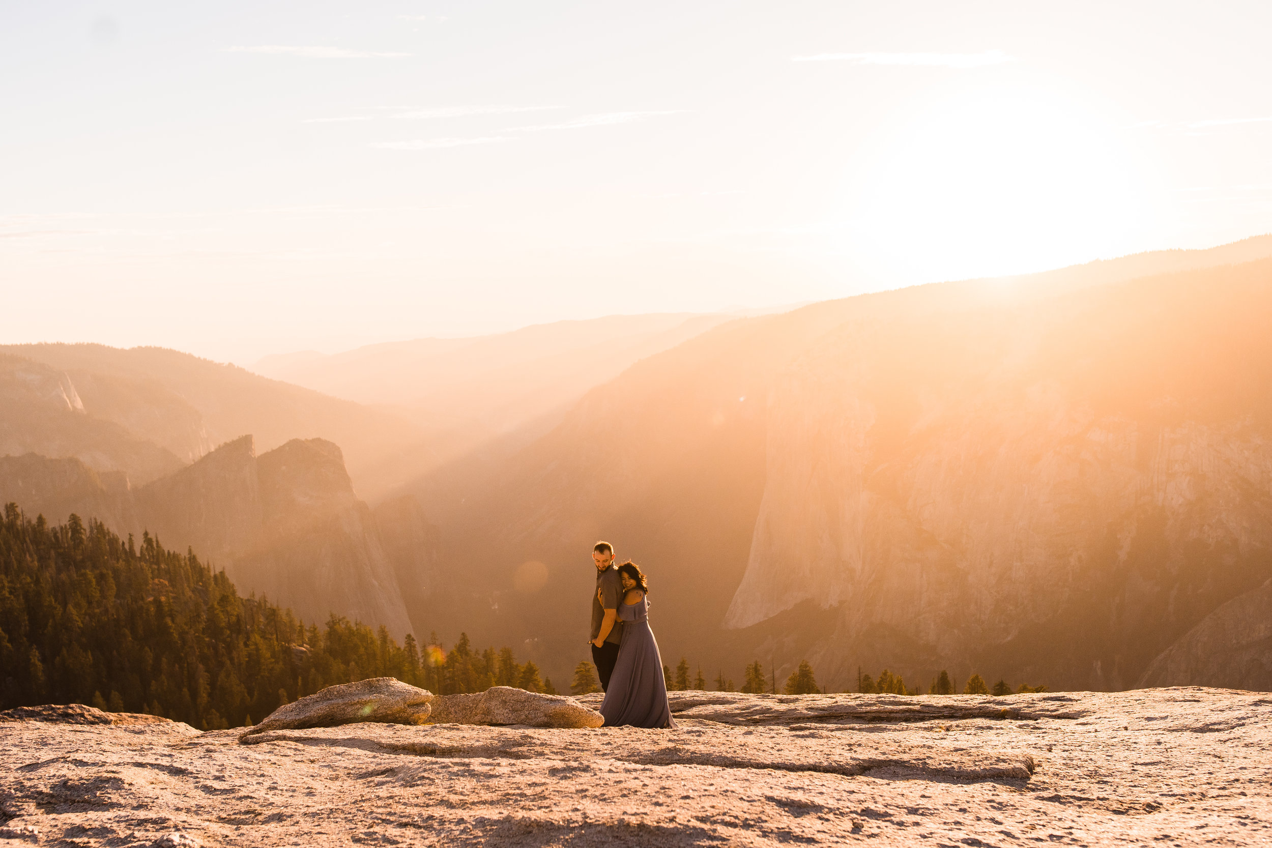 Yosemite Adventure Session | Between the Pine Adventure Elopement Photography -76.jpg