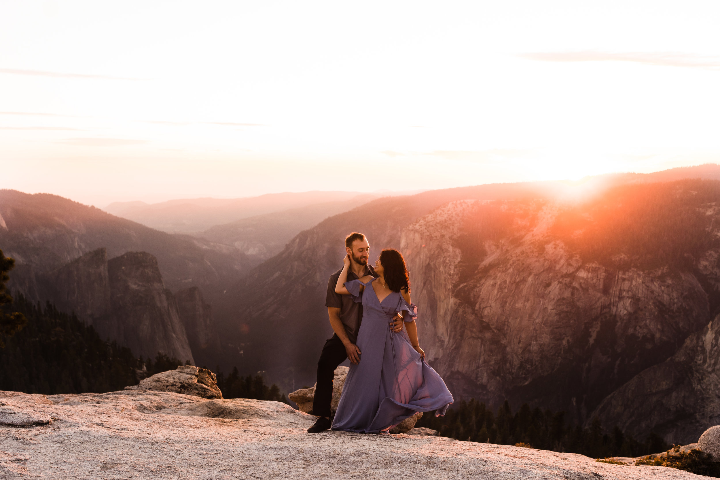 Yosemite Adventure Session | Between the Pine Adventure Elopement Photography -154.jpg
