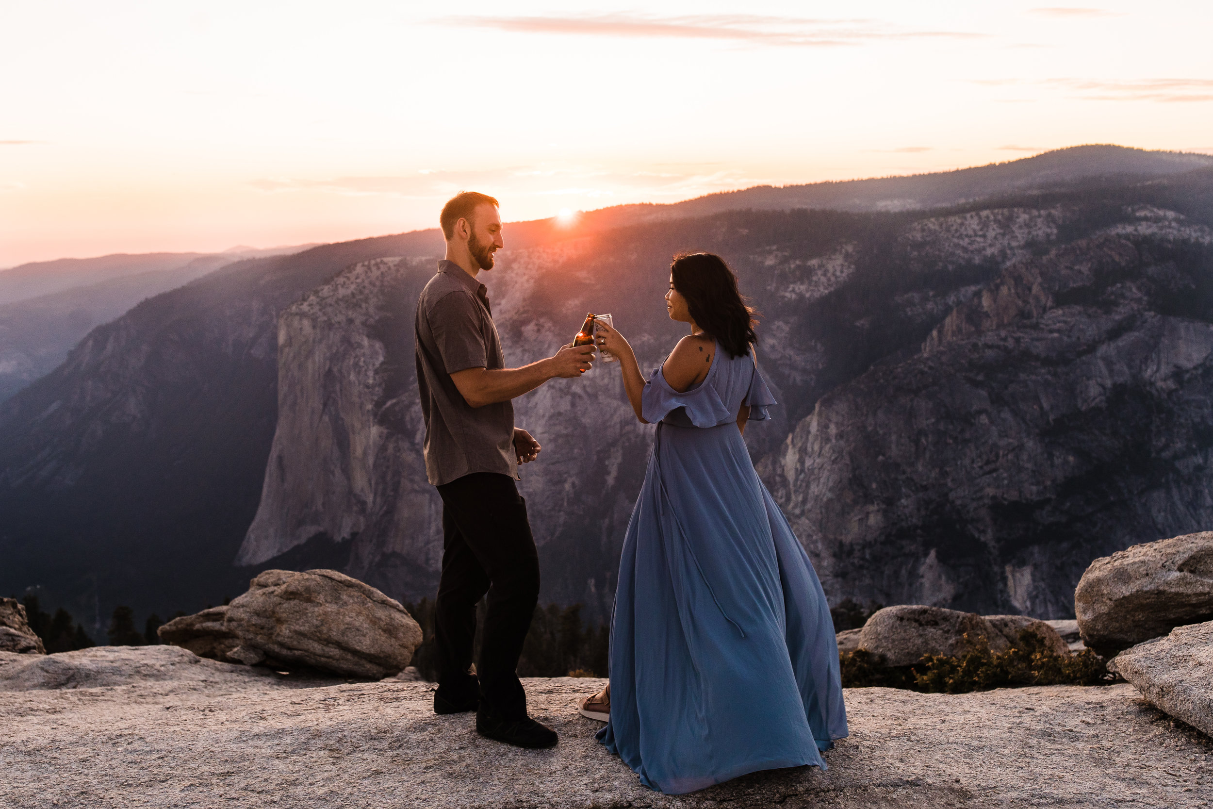 Yosemite Adventure Session | Between the Pine Adventure Elopement Photography -161.jpg