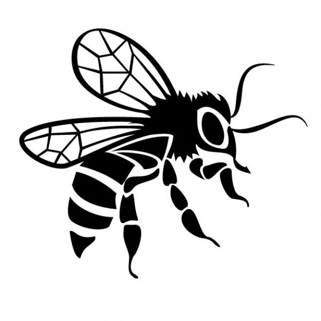 black-bee-drawing-vector-image_91-2147487462.jpg