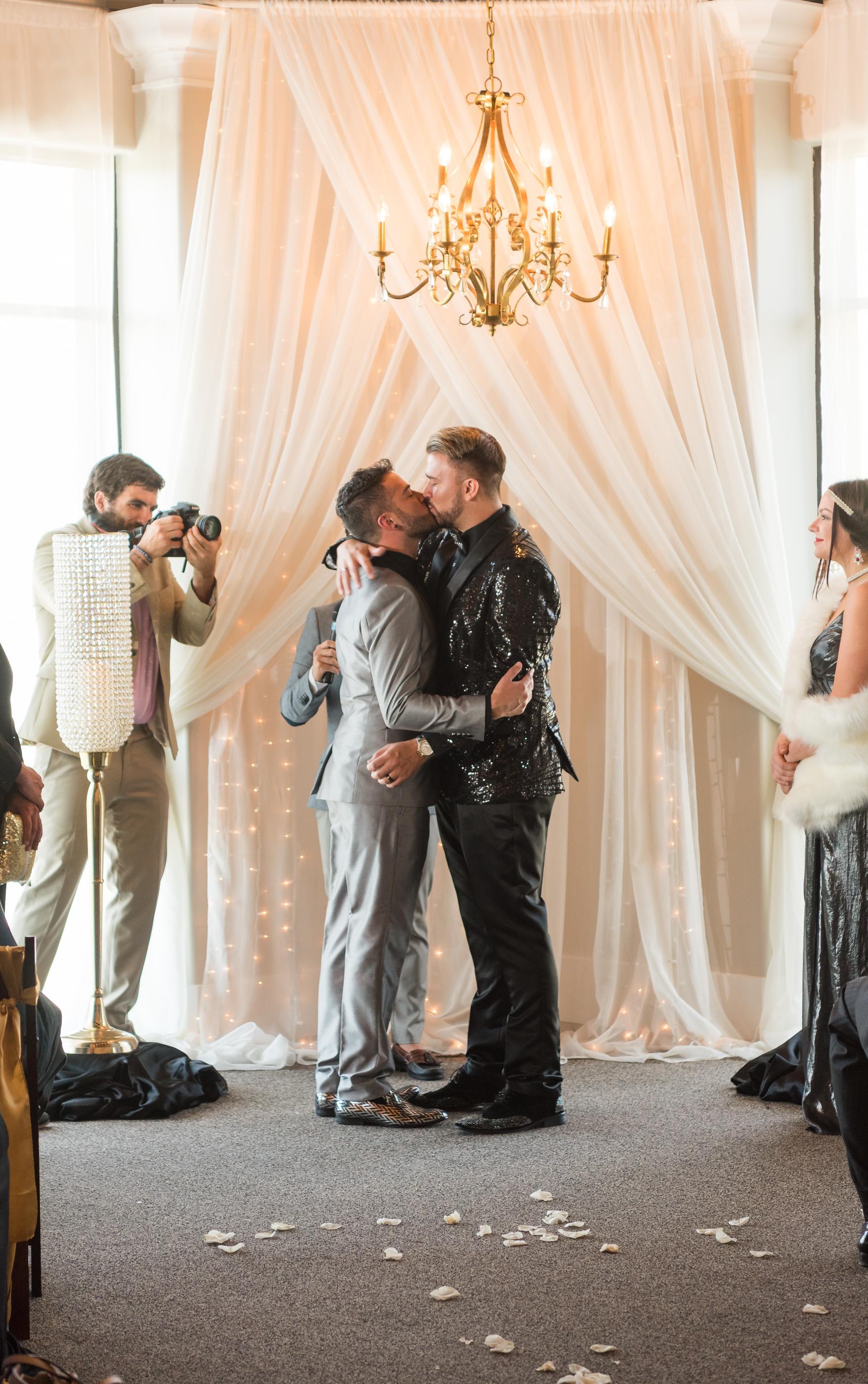 Gay Utah Wedding