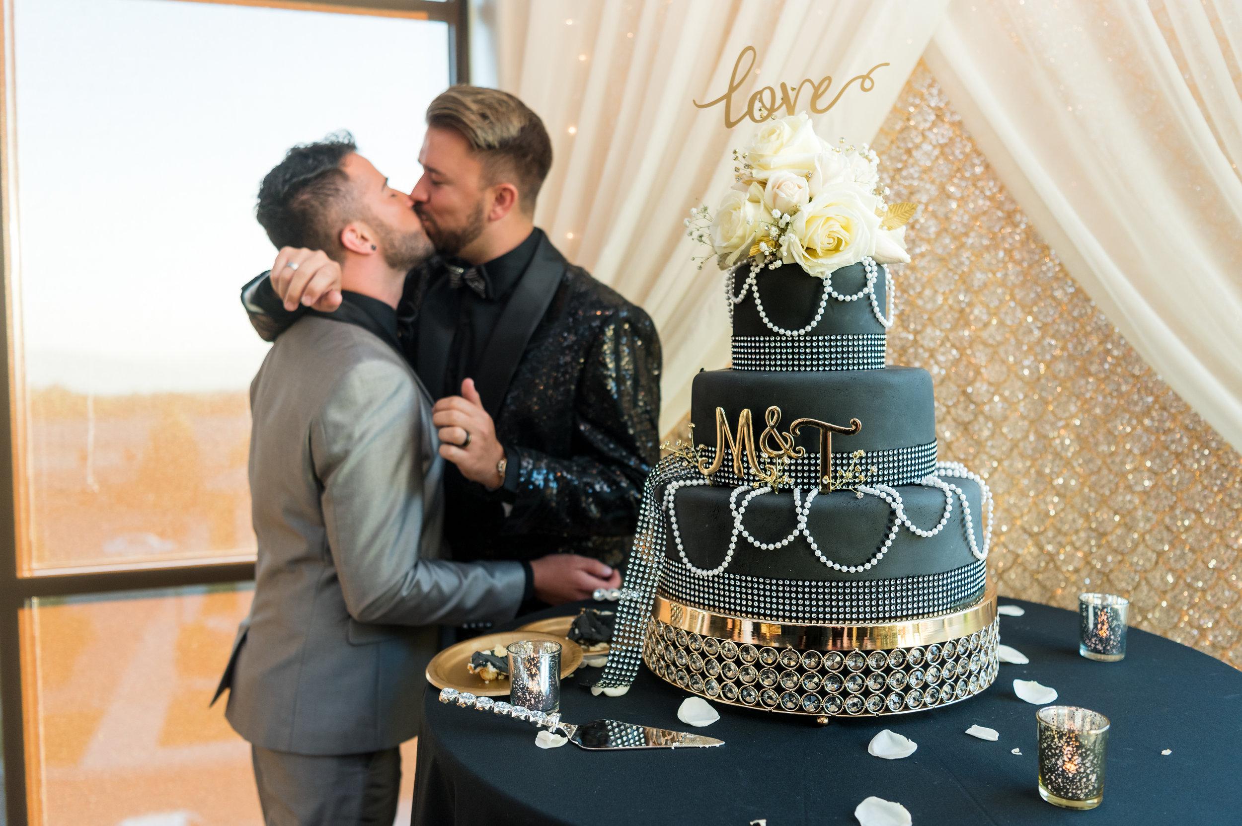 Utah Gay Wedding Photographer