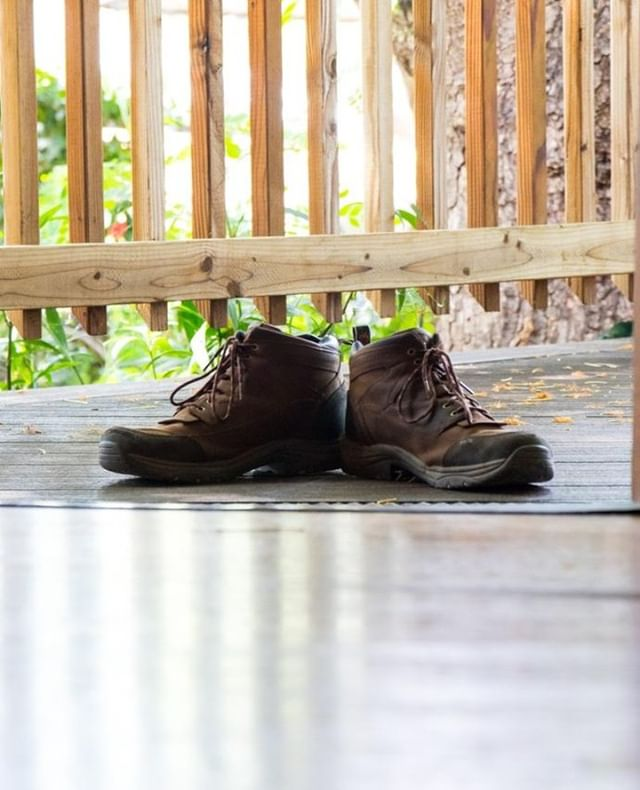 Don't remember how many miles I walked in these boots, but I expect to walk a couple hundred thousand more in them making @theearthworker. . . . #sigma #17to70 #canon #teamcanon #7DMarkII @canonusa #garden #agriculture #Earthworker #travel #wanderlust #adventure #filmmaker #adventurefilmmaker #hawaii #project #shoes #heritage #boots #rustic #hawaii #aloha #dirt @maoorganicfarms #theearthworker