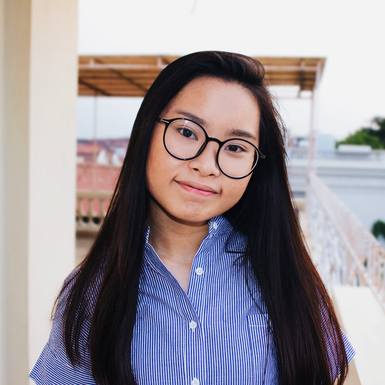Joanna, Creative Director at AsylumConnect