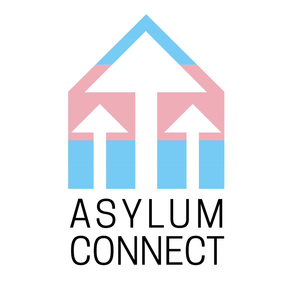 On March 31, 2018, AsylumConnect debuted a temporary logo in honor of International Trans Day of Visibility.