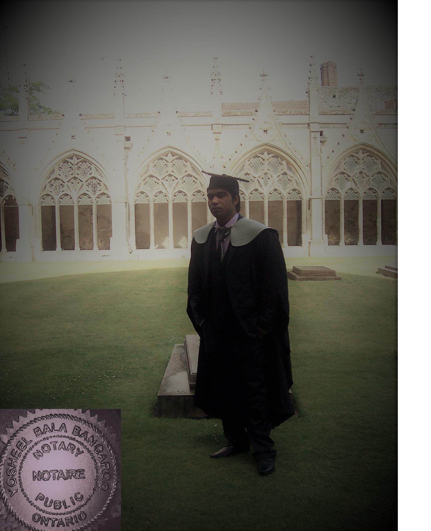 Yosheel Bangaroo, Policy & Research Associate (Canada)