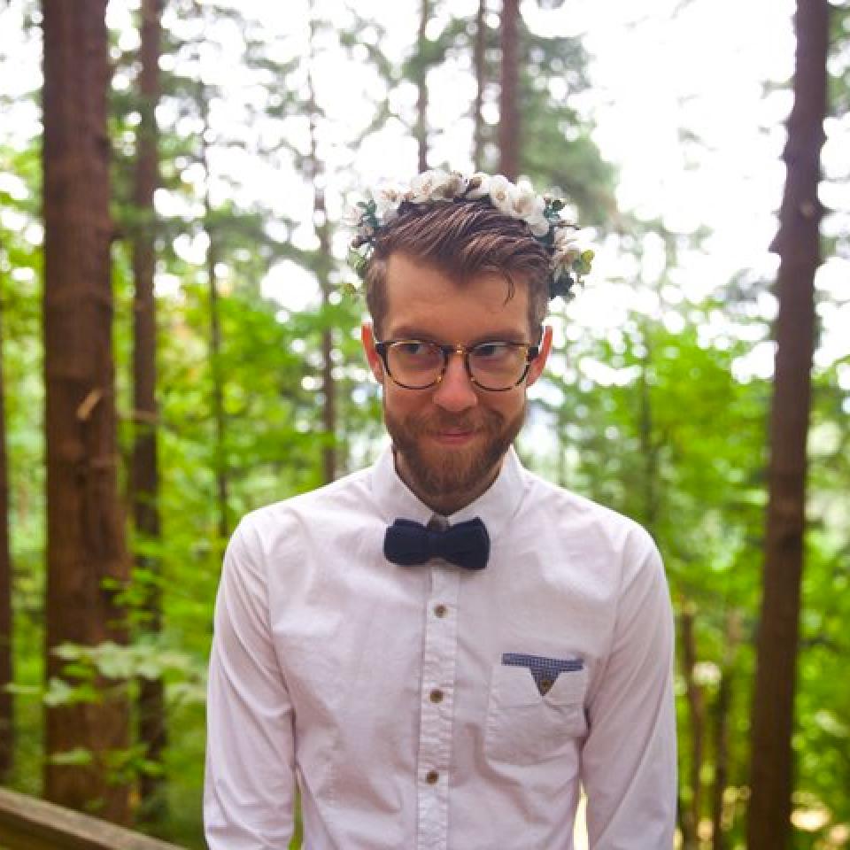 Jake Brokaw, UX/UI Designer