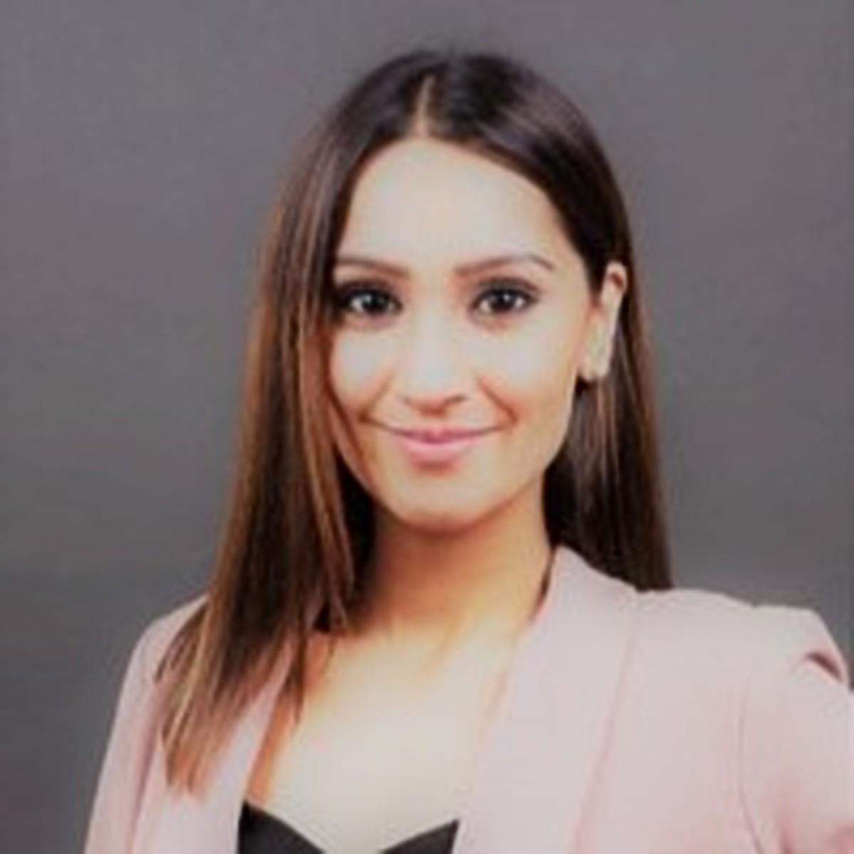 Rubina Sidhu, Policy & Research Associate (Canada)