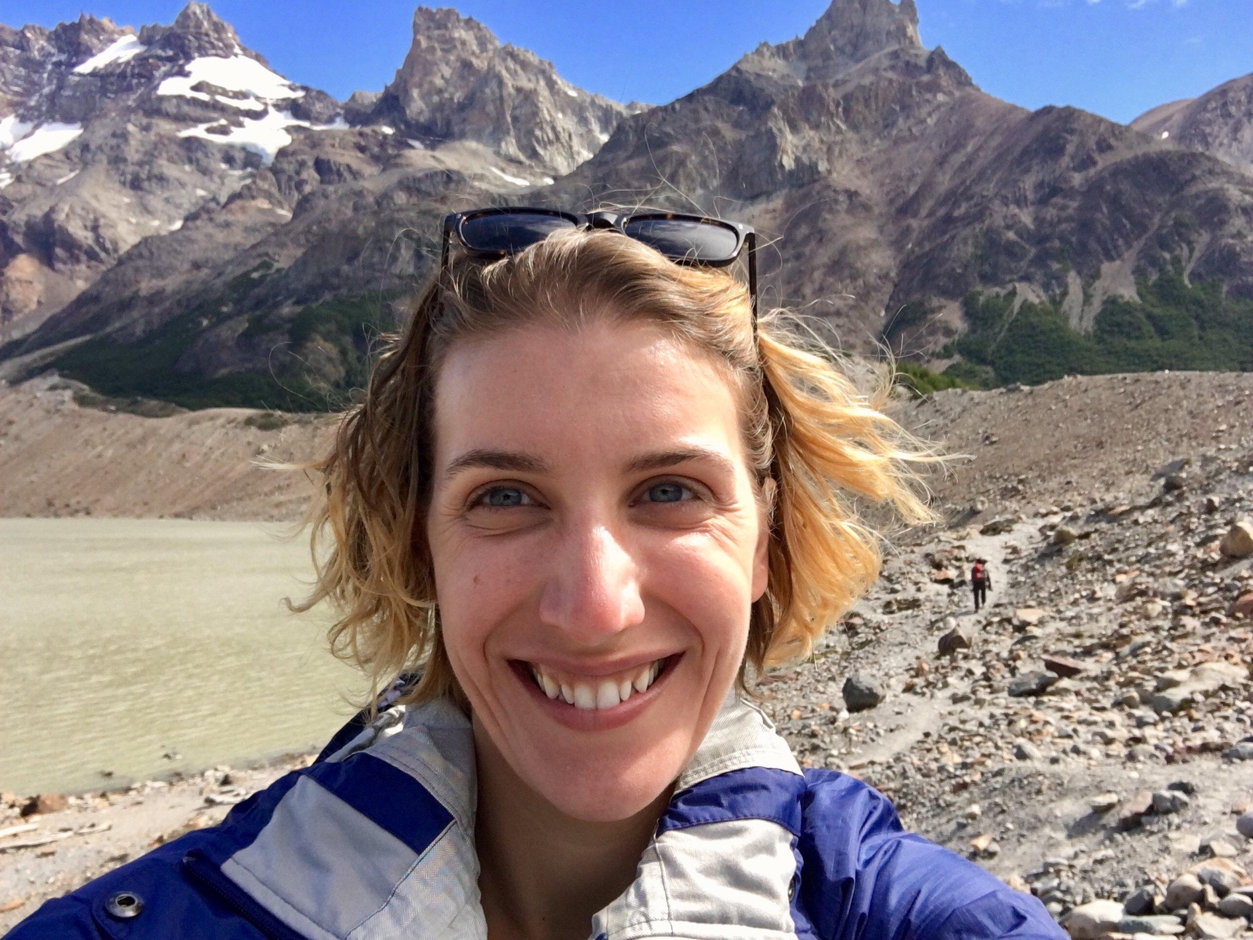Alyssa Clark, Data Manager