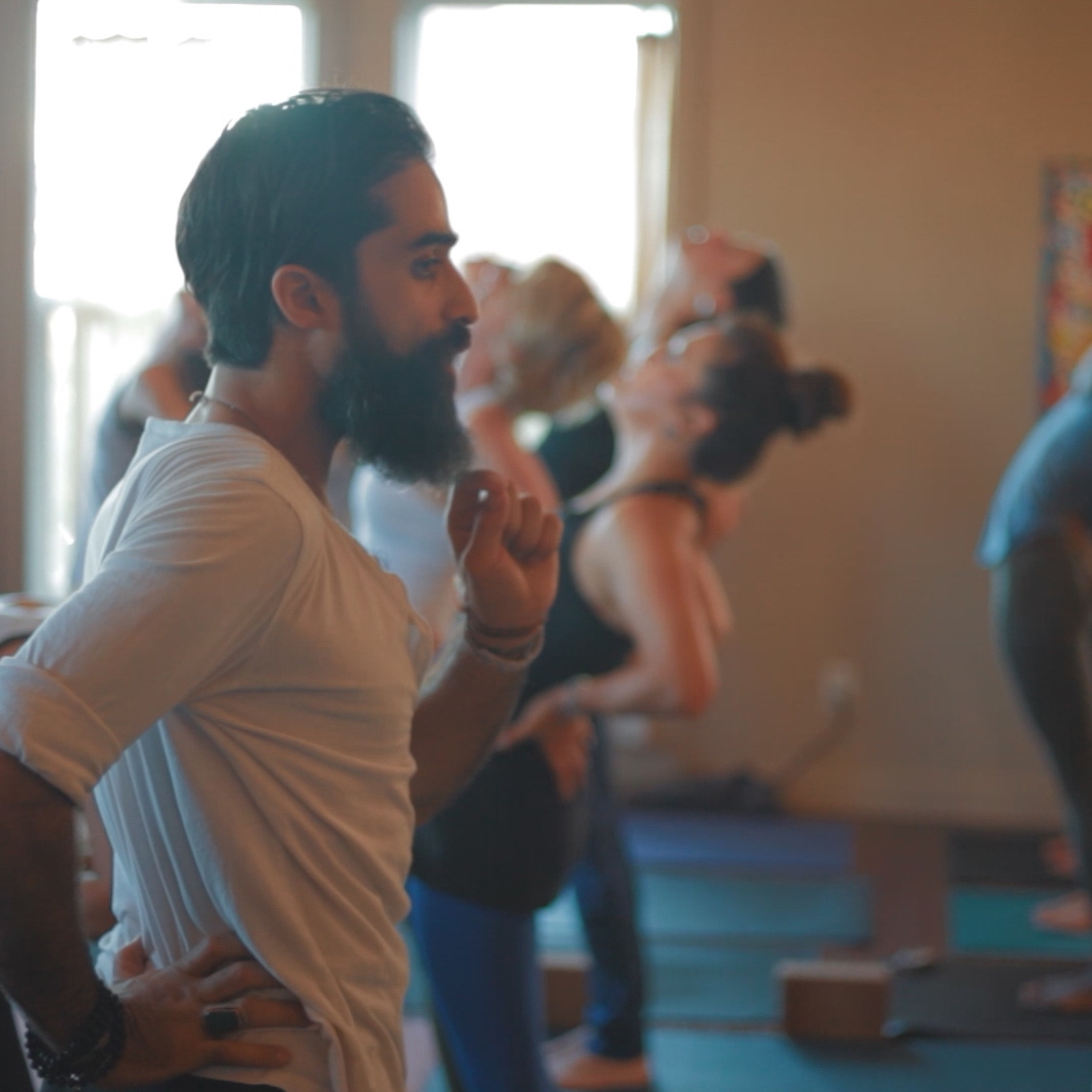 cultivating your path - Nurturing New Yoga Practitioners