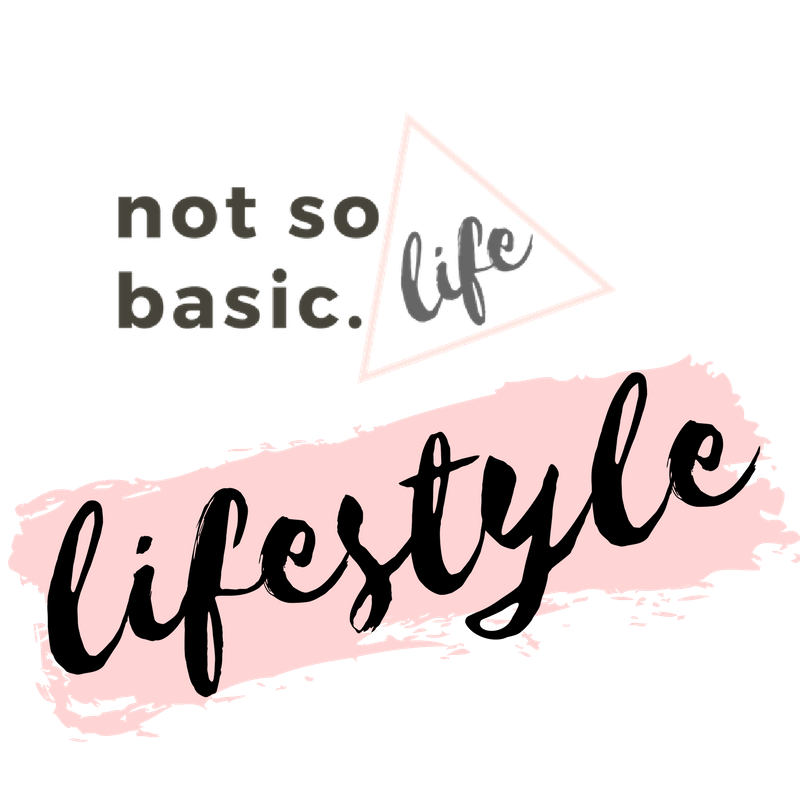 LIFESTYLE - Overall wellbeing, mindfulness, no-filter behind the scenes of that Not So Basic lifestyle, inspiring interviews with amazing game changers. life hacks, and more!